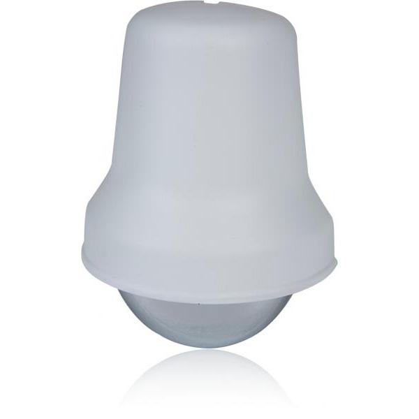 Звънец TRADITIONAL, 230V, 90dB - стоманена чаша + бял корпус
