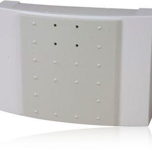 Електронен звънец 16 MELODIES (редуващи се при всяко позвъняване), 8-230V, 84dB - екрю