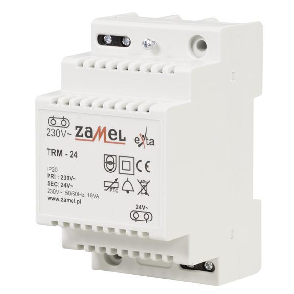 Звънчев трансформатор 230V -> 24V, 15VA